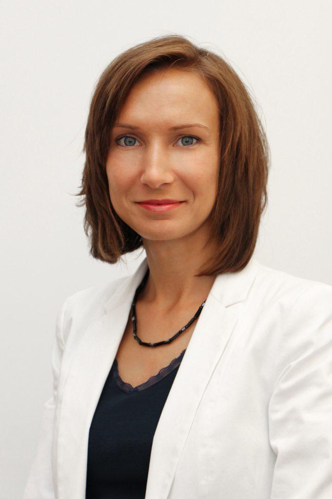 Jurgita Nagrockė Projekto vadovė